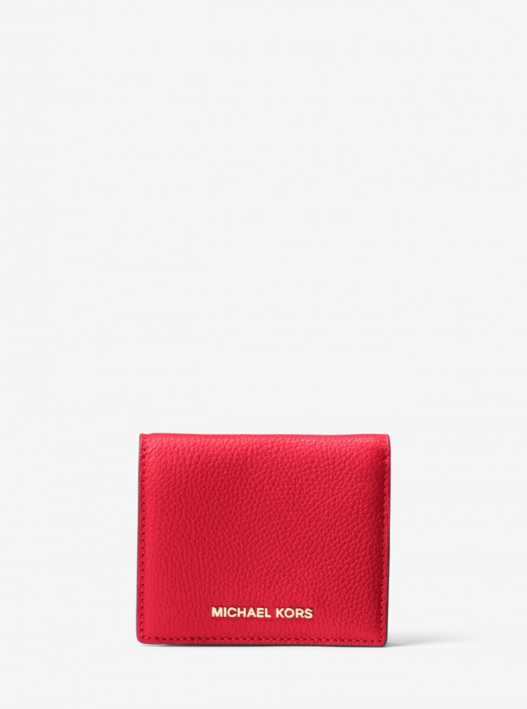 Michael Kors Mercer Flap Card Holder