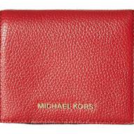 Michael Kors Mercer Flap Card Holder - Michael Kors Mercer Flap Card Holder